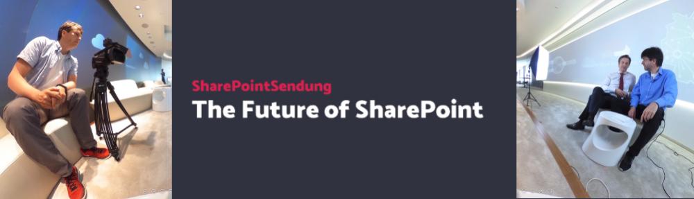 SharePoint Sendung