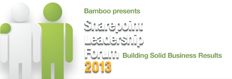 SharePointLeaderShipforum-2013