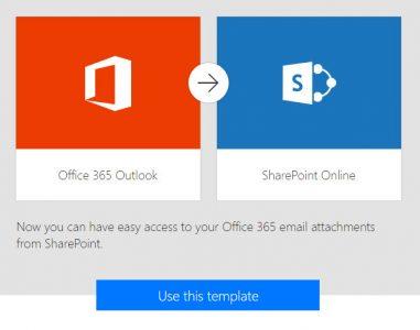 Flow E-Mail Anhang automatisch in eine SharePoint-Bibliothek spiechern