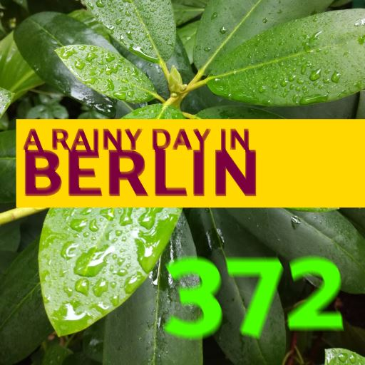 372 A Rainy Day in Berlin